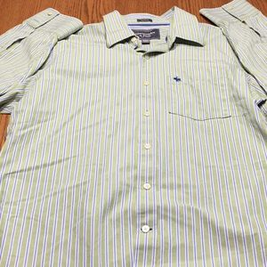 Abercrombie & Fitch button up dress shirt. XXL